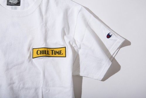 CHILL TIME CHAMPION TEE