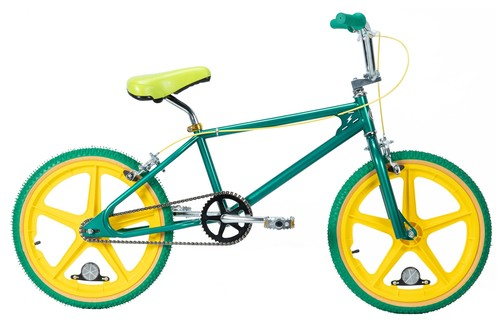 VOLT! BMX / Green x Yellow