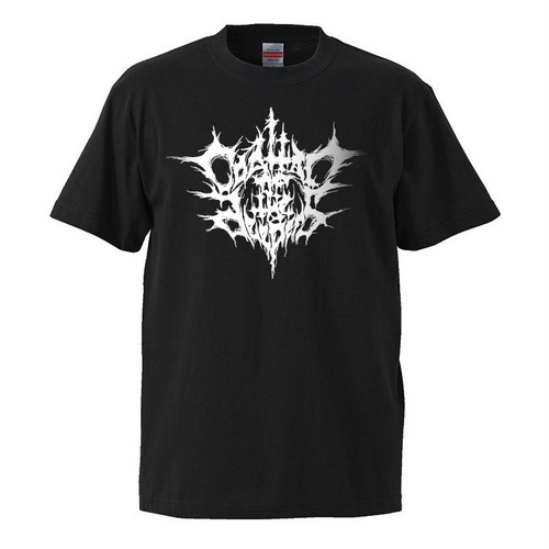 COALTAR OF THE DEEPERS - BLACK METAL LOGO (1st Edition) T SHIRT