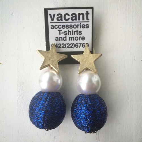 Star&Snowman earrings