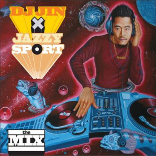 【CD】DJ JIN - DJ JIN x Jazzy Sport: the MIX