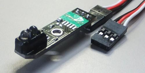 可視光反射センサ(緑LED付) RDI-222G