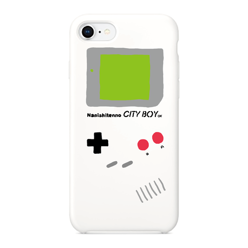 【GAMEBOY】 phone case (iPhone / android)