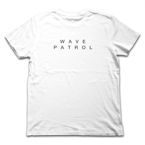 WP T-shirt -Simple White-