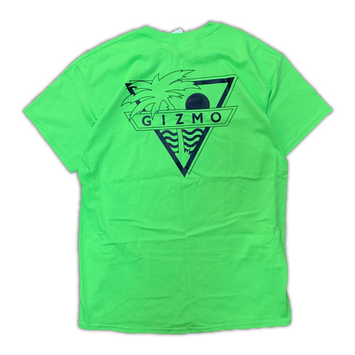 【Sale!!】Summer logo Tee【Lime Green】
