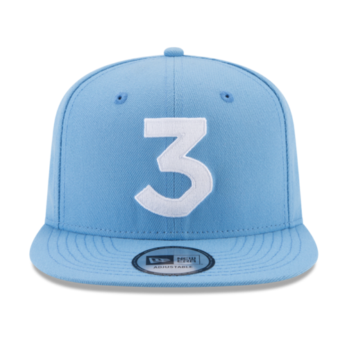 Chance 3 New Era Cap (SKY BLUE)