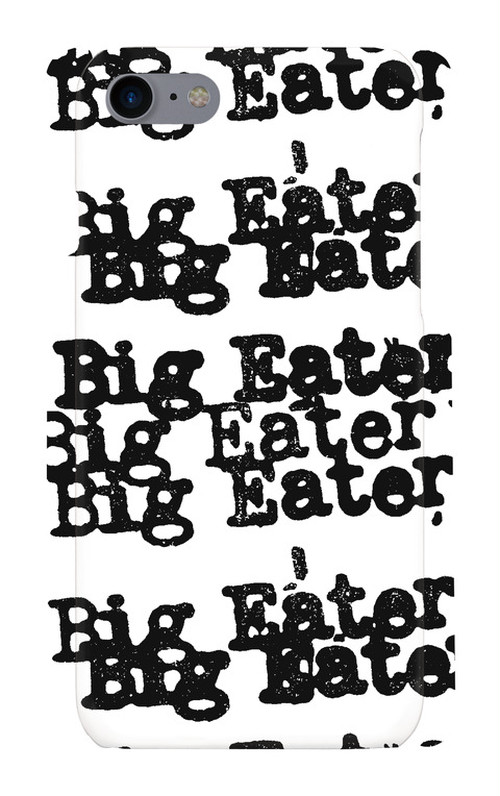 BIG EATER iPhone 8/7 cover