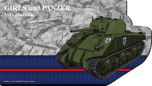 SMRG564_ガールズ&パンツァー デスクで戦車道!M4シャーマン75mm砲搭載型