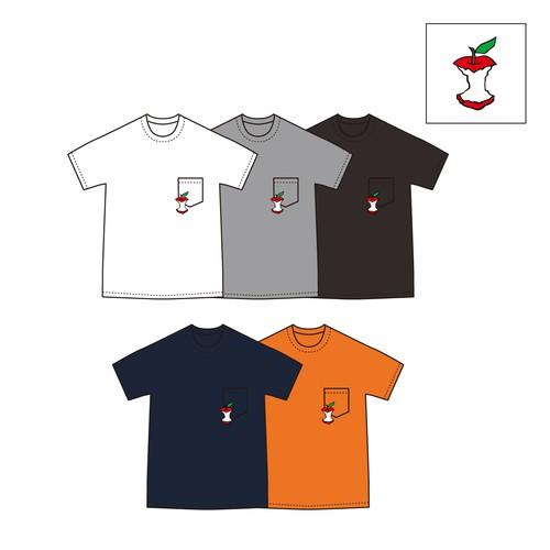 【ポケットTシャツ】ICON RINGO