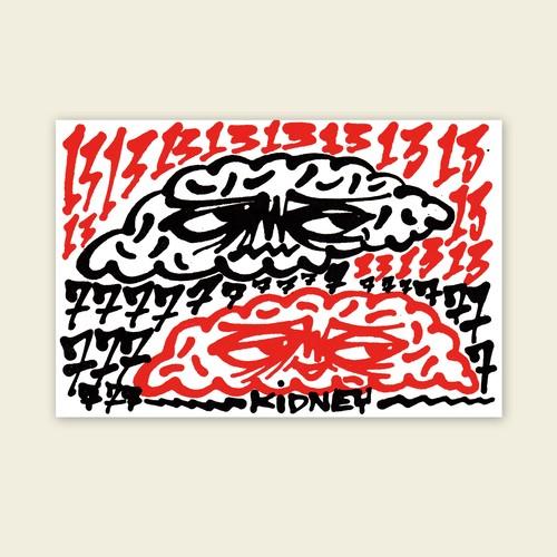 Rob Kidney/Thirteen Seven(No.56)