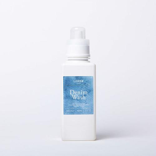 LIVRER デニム用洗剤(600ml)