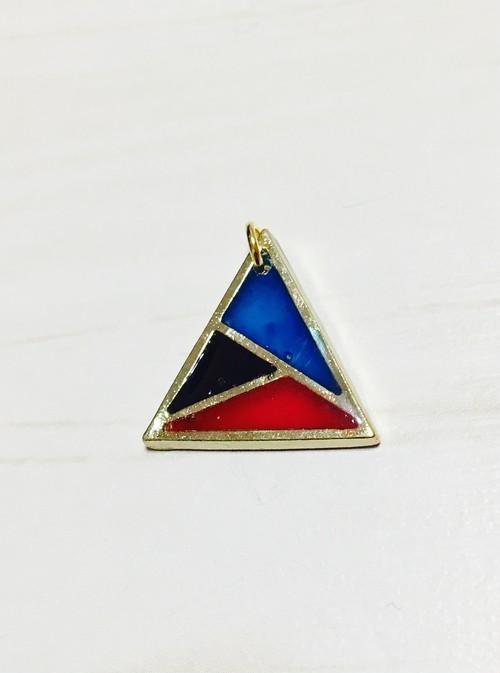 三角/青黒赤