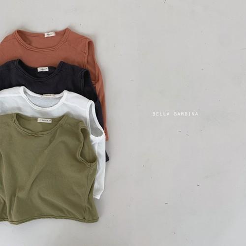【予約販売】sleeveless〈bella bambina〉