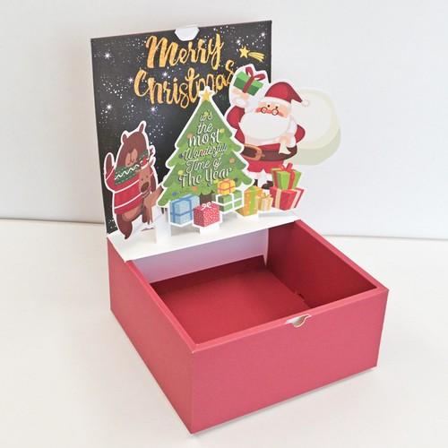 プチレフュージュギフトボックス クリスマス