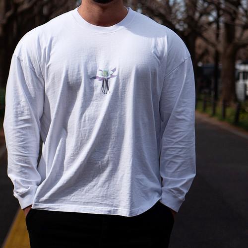 Long Sleeve T-shirt (WH)の商品画像5