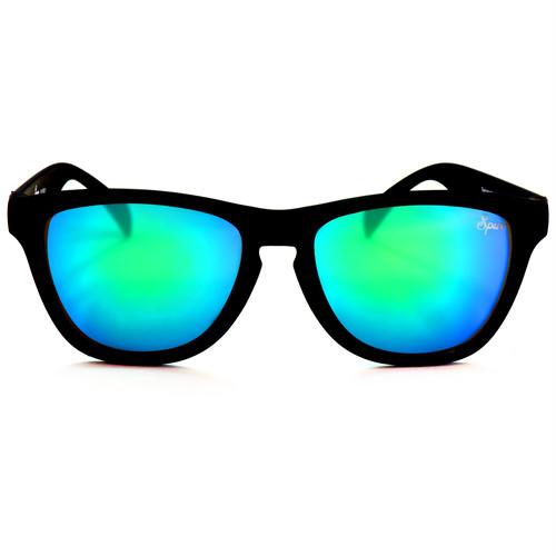 ESCAPE      MattBlack × Blue mirror lens