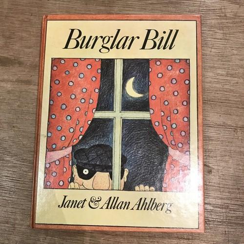 Burglar Bill / Janet & Allan Ahlberg