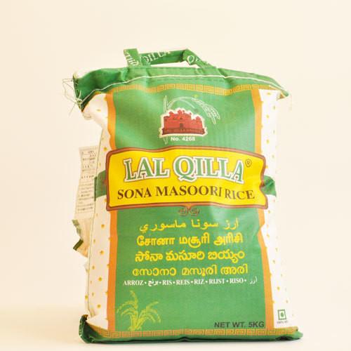 LalQuila Sona Masoori Rice 5kg