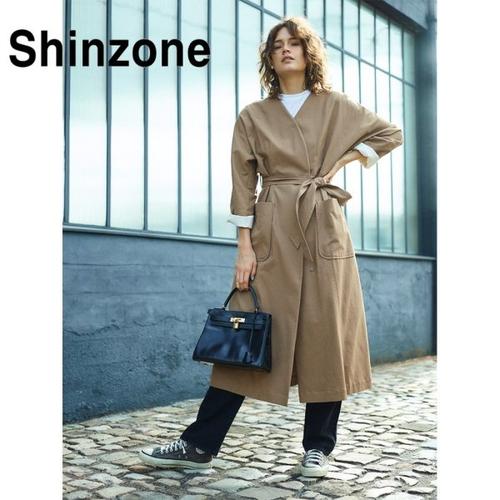 THE SHINZONE/シンゾーン・ラップドレス