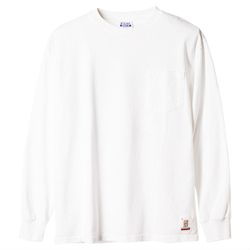 STANDARD CALIFORNIA #Heavyweight Pocket Long Sleeve T