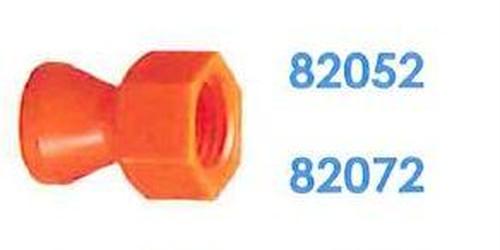 """82072 汎用クーラントホース1/4"""" 1/4"""" メンPTコネクター"""