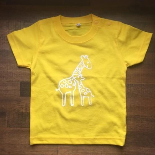 rire オリジナルTシャツ キリン 10%OFF