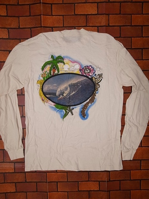L/S 70'S OLD SURF T-SHIRTS