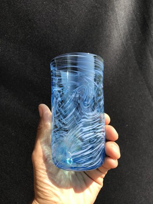3月 誕生石の色ガラス  BirthStone in Color Glass ★受注制作★桐箱入り