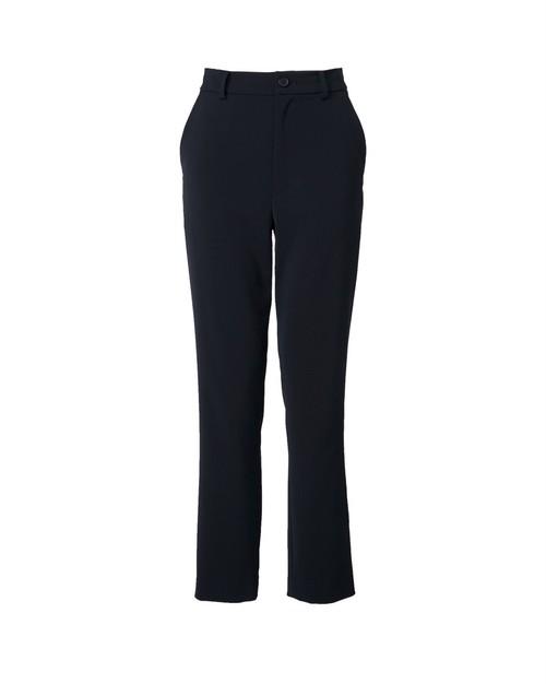 Back strap straight pants