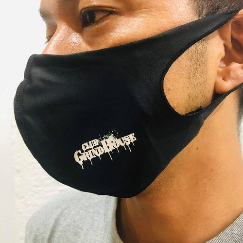 club GRINDHOUSE オリジナル立体マスク