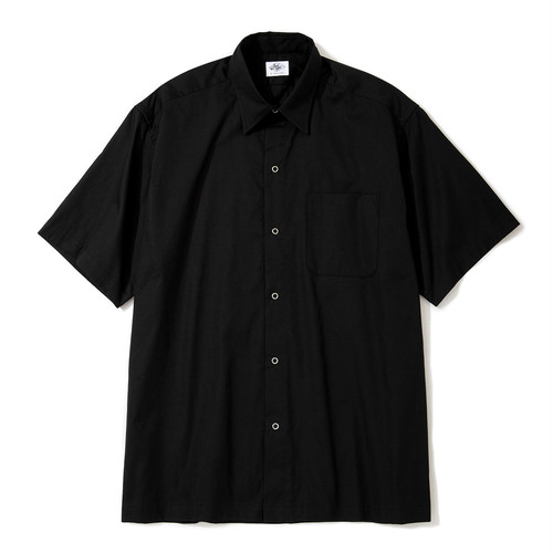 "Just Right ""Chef Shirt"" Black"