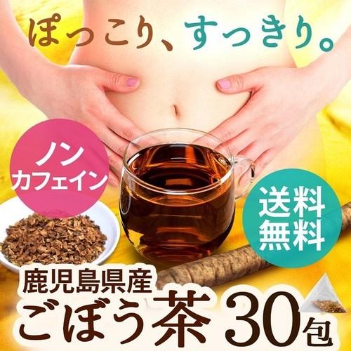 ごぼう茶 鹿児島県産 ティーパック 1.5g×30袋 送料無料