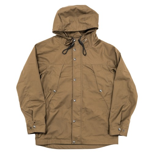 WORKERS / Mountain Jacket Russet Cotton Ventile Msize