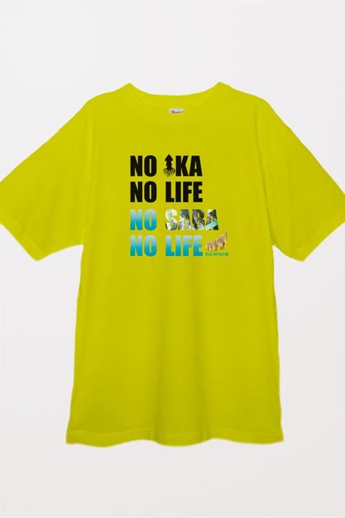 NOIKA NOSABA Tシャツ(イエロー)