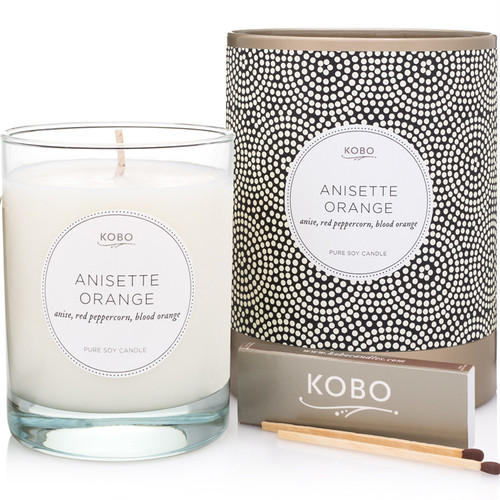 ANISETTE ORANGE - COTERIE COLLECTION