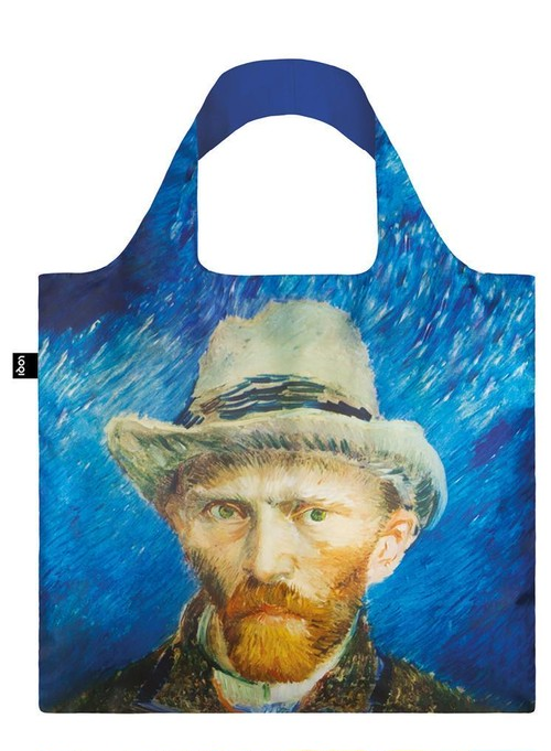 LOQI エコバック VINCENT VAN GOGH Self Portrait, 1887 Bag