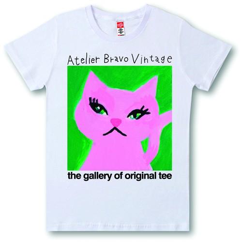 ATBR-V-SST-037 Tシャツ KITTY CAT