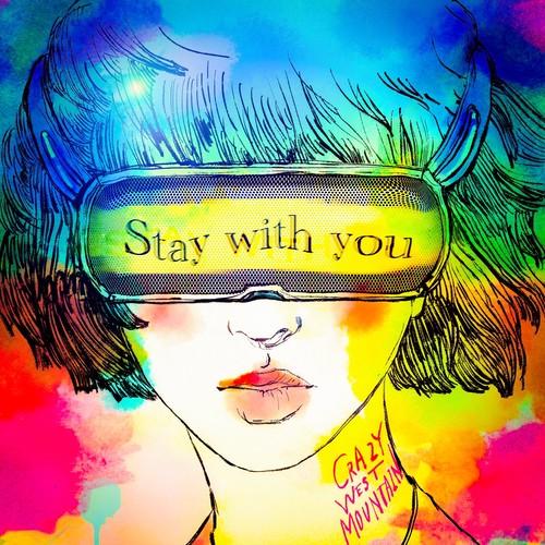 """""""STAY WITH YOU"""" USBsingle+マグカップ+クレ山ブレンドコーヒー豆セット"""