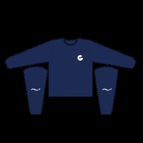 Group2ロゴTシャツ(ネイビー)