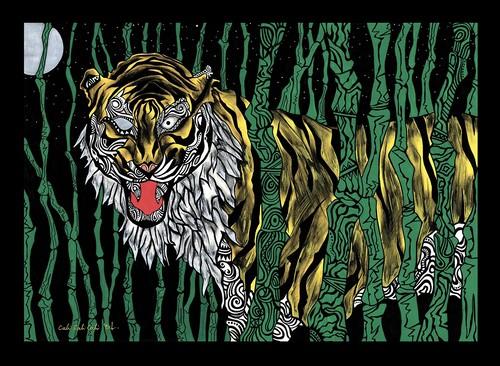 Tiger【Original picture】