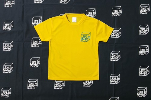 CRASTY SPORT KIDS MESH Tee (SIZE 120-140)