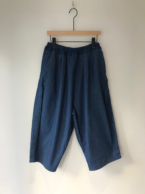 【ordinary fits】BALL PANTS DENIM/OL-P015D