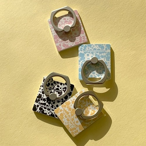【made in korea】marble grip tok 4colors / マーブル グリップトック スマートトック 韓国 アメリカ 雑貨