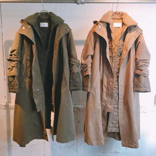 G.V.G.V.   MULTI WAY UTILITY LONG COAT