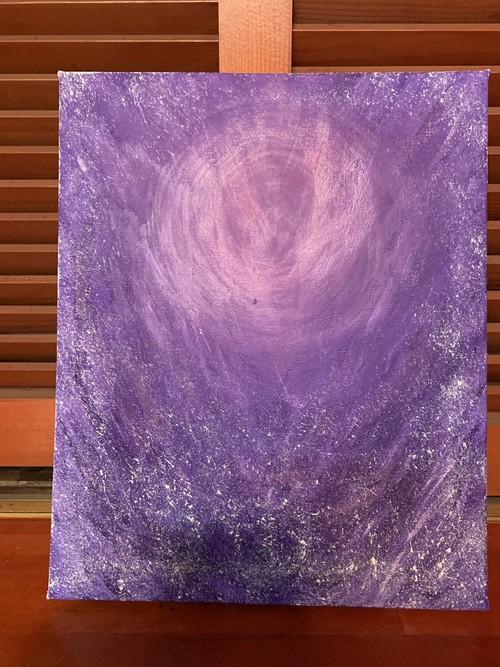 セントジャーメインの紫の炎