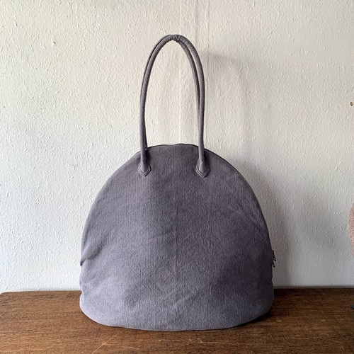 martau.|Shell bag (M)Gray
