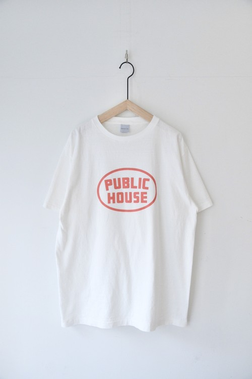 【ORDINARY FITS】PRINT-T PUBLIC HOUSE/OF-C012