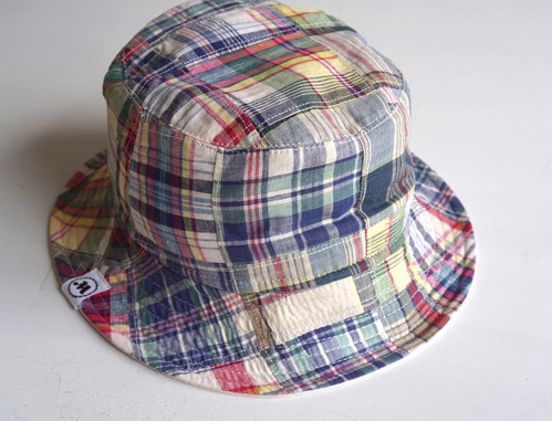 """CRUSHER"" 90's Patchwork Madras"