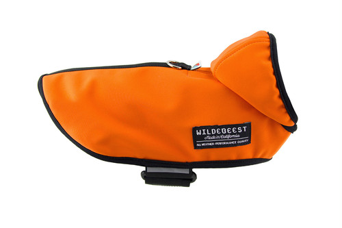 All Weather Dog Jacket / Orange(M)