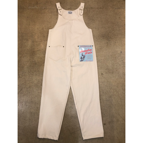 MANHATTAN TREATS #Dean Denim Overalls